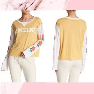 "WildFox ""Sunshine"" Long Sleeve"